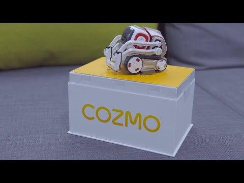 Perfektes Weihnachtsgeschenkt für Technik Fans - Anki Cozmo im Test