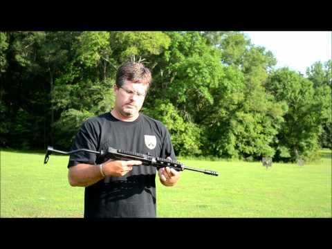 Masterpiece Arms 5700sst Carbine (5.7x28mm)