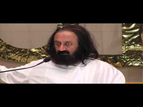 Sri Sri Ravi Shankar New Year's Message for 2013