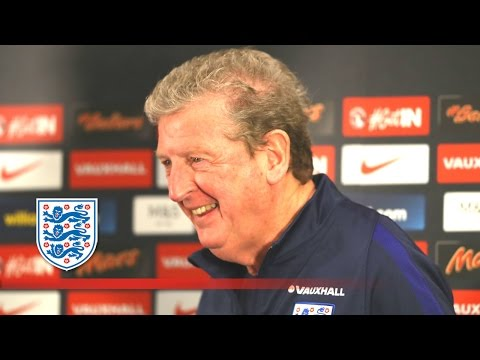 Roy Hodgson & Gary Cahill on England's Gameplan v Turkey | FATV News