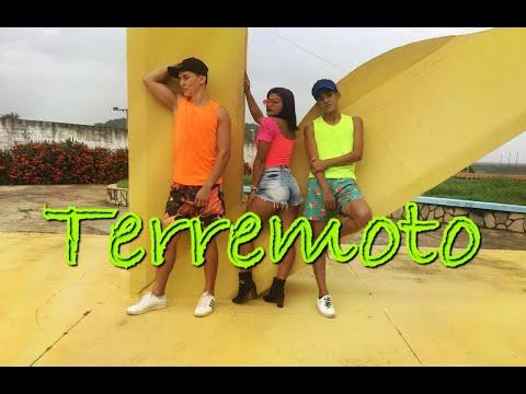 TERREMOTO - Anitta feat MC Kevinho - Coreografia