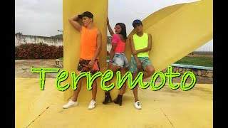 Baixar TERREMOTO - Anitta feat. MC Kevinho - Coreografia.