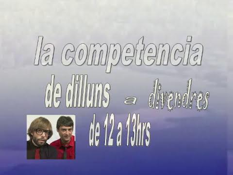 la competencia Justo 17 dic.avi