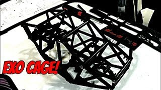 RC Rock Crawler GMADE R1 Kit Build Part 3 Assembling The Exo CAGE