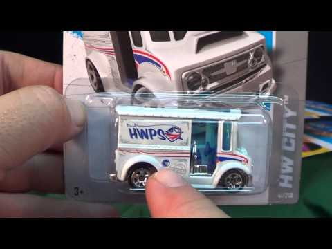 2013-14 Hot Wheels Treasure Hunt Information and New Segmenting