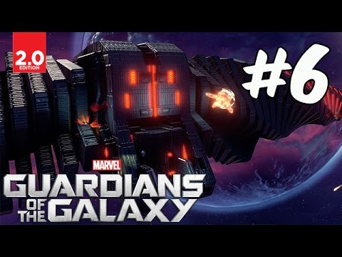 Guardians of the Galaxy - Part 6 (Into the Fire, Unwelcome Wagon, Door & Piece)