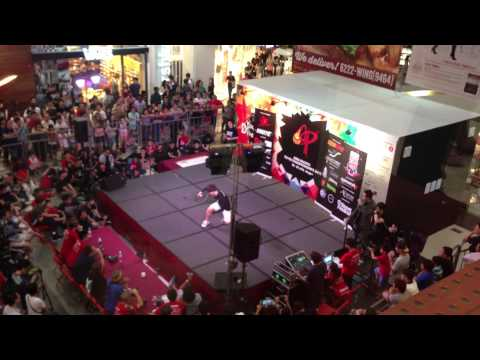 Asia Pacific Yo-Yo Championship 2015 - Shinji Saito VS Shu Takada - Part 2 (Both)