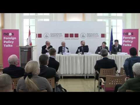 NEOS Foreign Policy Talk: THE UKRAINE CONFLICT (13.3.2015)