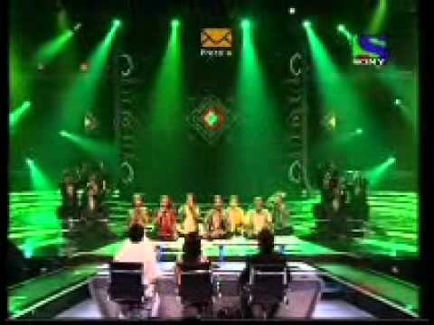 X factor is shane karam ka kia kehna (deewana group).wmv