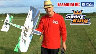 BEST *INDESTRUCTIBLE* RC TRAINER PLANE : HobbyKing Tuff Trainer II