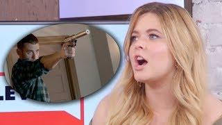 Sasha Pieterse Reacts to the Pretty Little Liars Series Finale Trailer & Talks Dream Scene