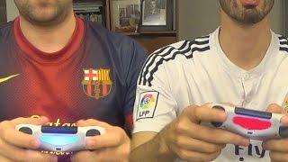 Cristiano Ronaldo vs. Messi - Play FIFA 16 | In Real Life!