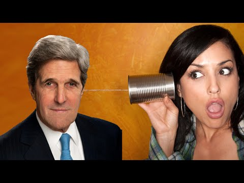 Israel Wiretapped John Kerry During Peace Talks