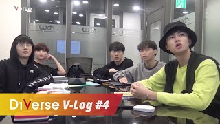 D1Verse V-Log A Day Of Vietnamese Kpop Trainees [Afternoon to Night]   #4