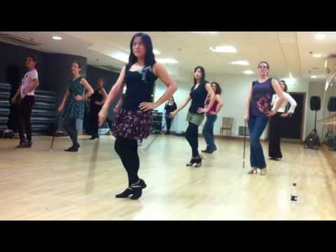 Cabaret Choreography week 5