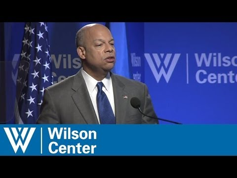 A Conversation with Secretary of Homeland Security Jeh Johnson