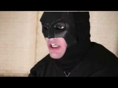 The Dark Knight- Joker Interrogation Scene Spoof Video