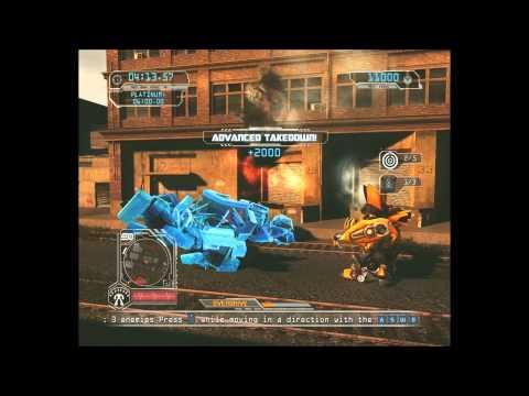 Transformer ROTF Gameplay