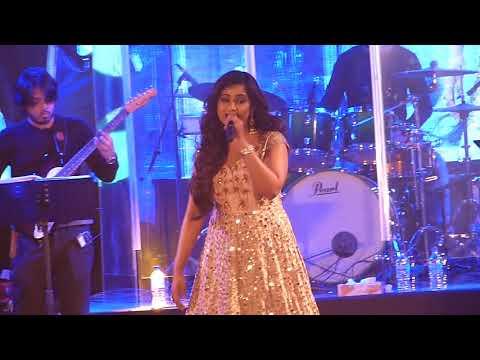 Saans - Shreya Ghoshal Live @ Nazrul Mancha Kolkata November 2017