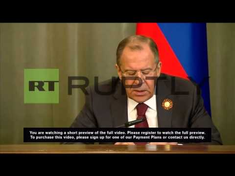 Russia: Some EU states are helping Kiev