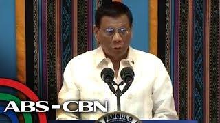 Part 2 of President Rodrigo Duterte's State of the Nation Address on July 22, 2019
