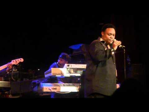 Earth Wind&Fire feat. Al McKay - After The Love Has Gone - live in Zurich 1.12.10