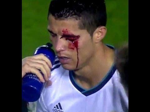 Cristiano Ronaldo - sad moments