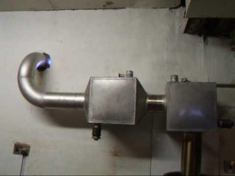 устройство теплообменника напольного