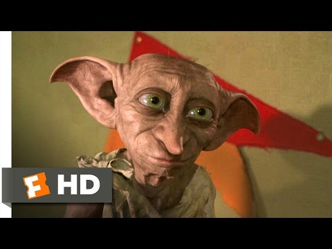 Harry Potter and the Chamber of Secrets (1/5) Movie CLIP - Dobby, The House Elf (2002) HD
