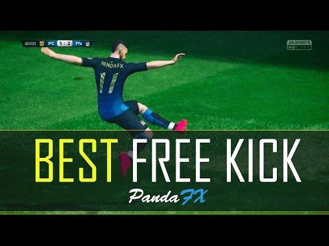 BEST FREE KICK PANDAFX