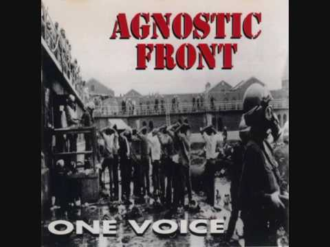Agnostic Front - Over The Edge