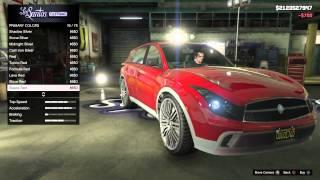 GTA 5 PS4 - Fathom FQ 2 Customization