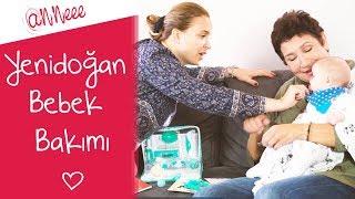 Yenidoğan Bebeklerde Burun ve Tırnak Temizliği