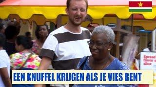 Streetlab - Een knuffel krijgen als je vies bent (Suriname)