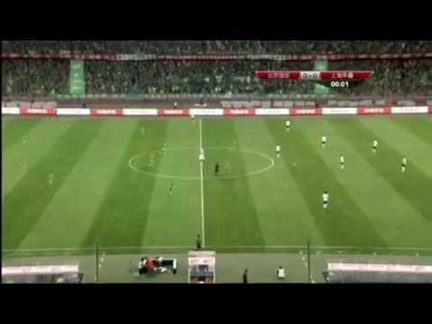 Beijing Guoan 2-1 Shanghai Shenxin