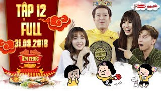 Thiên đường ẩm thực 4|Tập 12 full: Trường Giang, Jang Mi chào thua với độ tăng động của ST, Diễm My