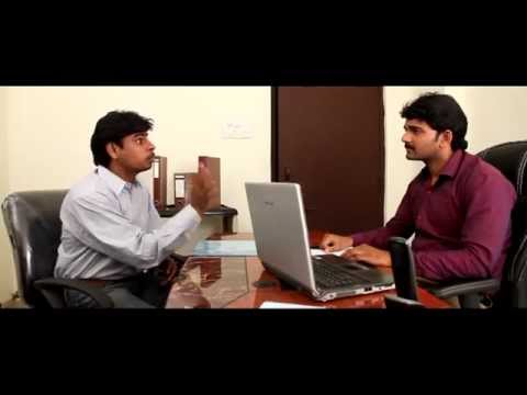 Back Door ( Telugu Best Comedy Short Film In 2013 And 2014 With Full Funny Software Job Interviews ) video