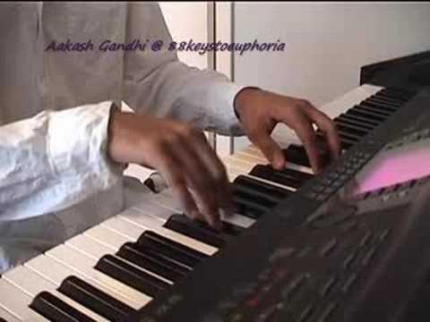 Baatein Kuch Ankahee Si (Metro) on Piano by Aakash Gandhi