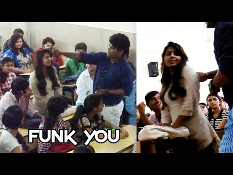 Girl Sexually Abused in Classroom by Professor! - Funk You