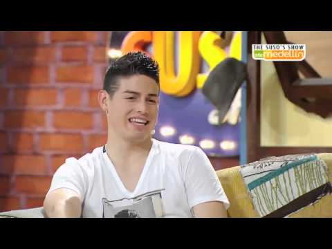 James Rodriguez en The Suso's Show