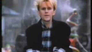 Watch Howard Jones What Is Love video