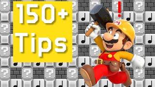 150+ Level Making Tips For Super Mario Maker 2