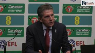 Puel calls for goal-line technology