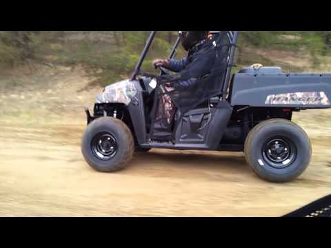 Polaris Ranger 800 Mid Size Review