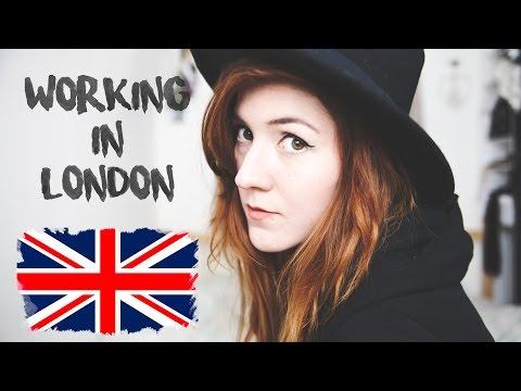 Working in London - How to find a job etc. #germangirlinlondon   Jen Dre