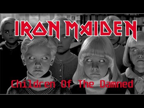 Children Of The Damned - Iron Maiden cover