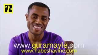 kenenisa sings tilahun gessesse 'ethiopia'