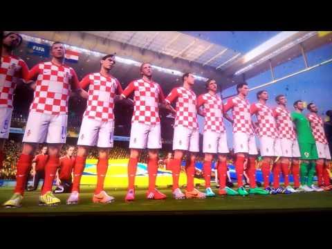 FIFA World Cup Brasil 2014 Brasil x Croácia.