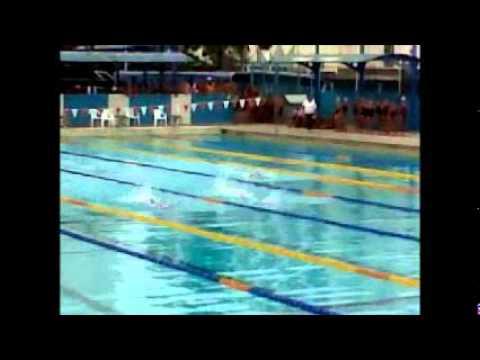 COMPETENCIA DE NOVATOS EN LA PISCINA OLÍMPICA 2012