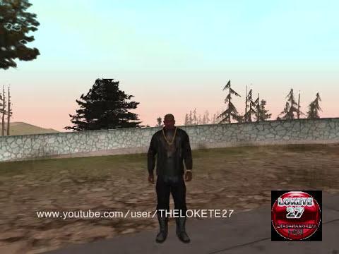 GTA San Andreas: CJ se saca la Loteria - Loquendo